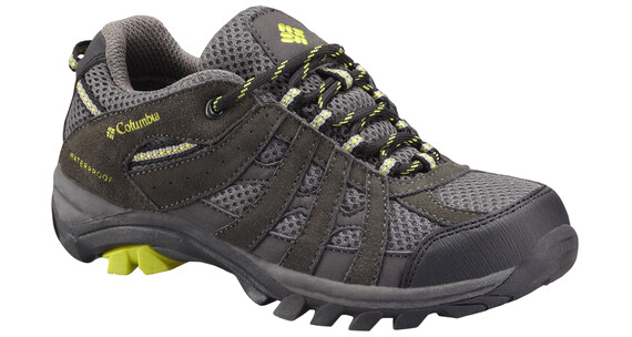 Columbia Redmond Explore Waterproof Shoes Youth shale